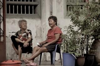 2 Oude dames