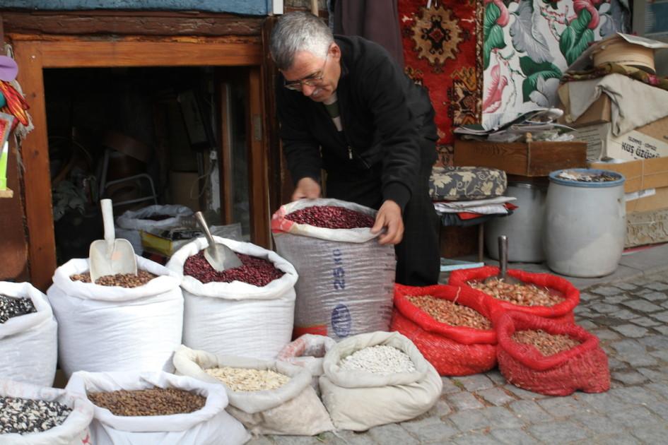 Ankara oude stad