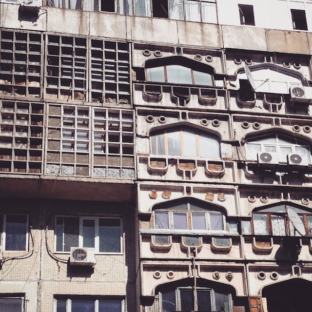 Architectuur in Bishkek