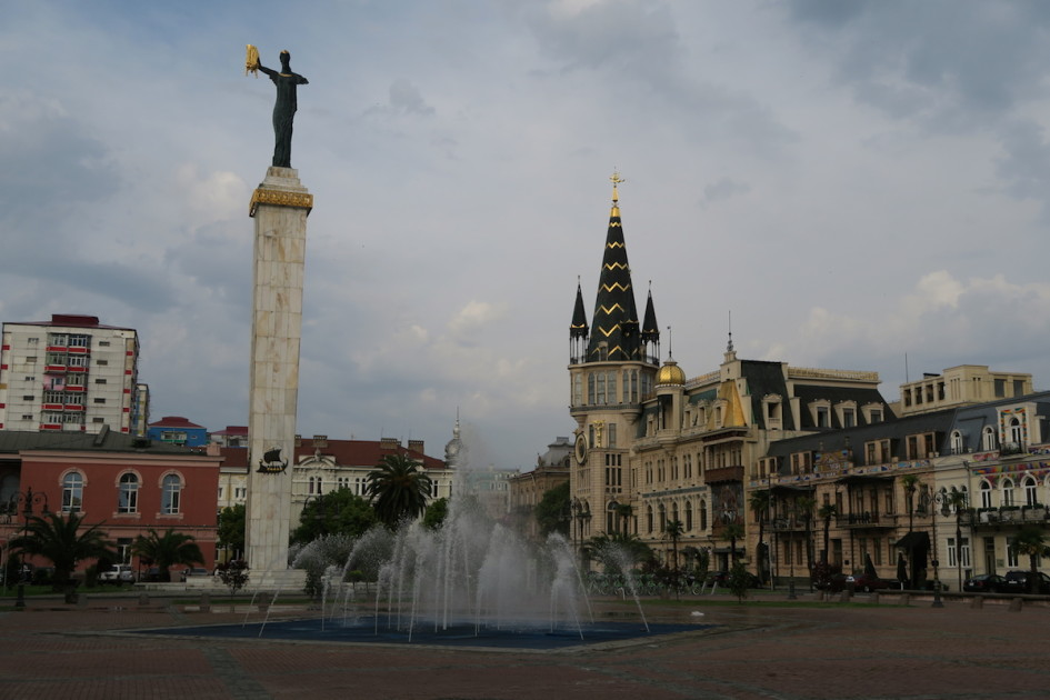 Batumi centrum