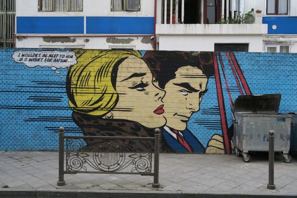 Batumi streetart