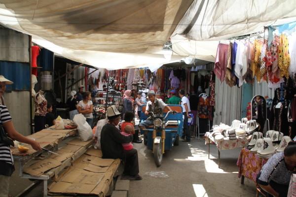 Bazaar Osh