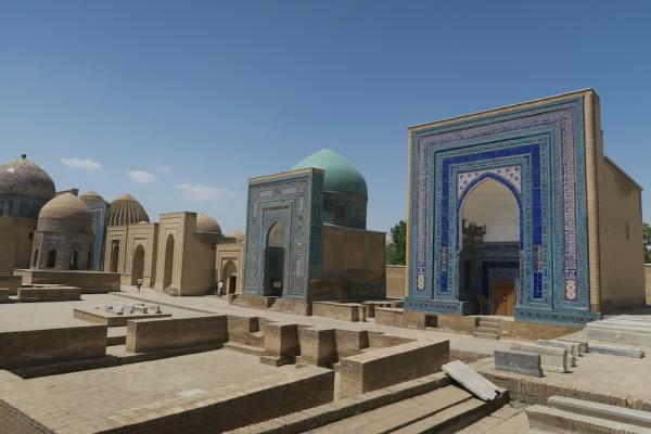 Begraafplaats Samarkand