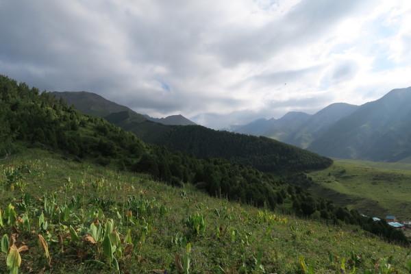 Bergen bij Bishkek