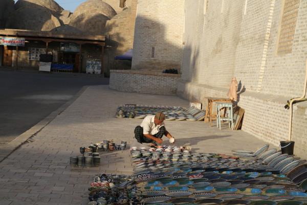 Bukhara keramiek