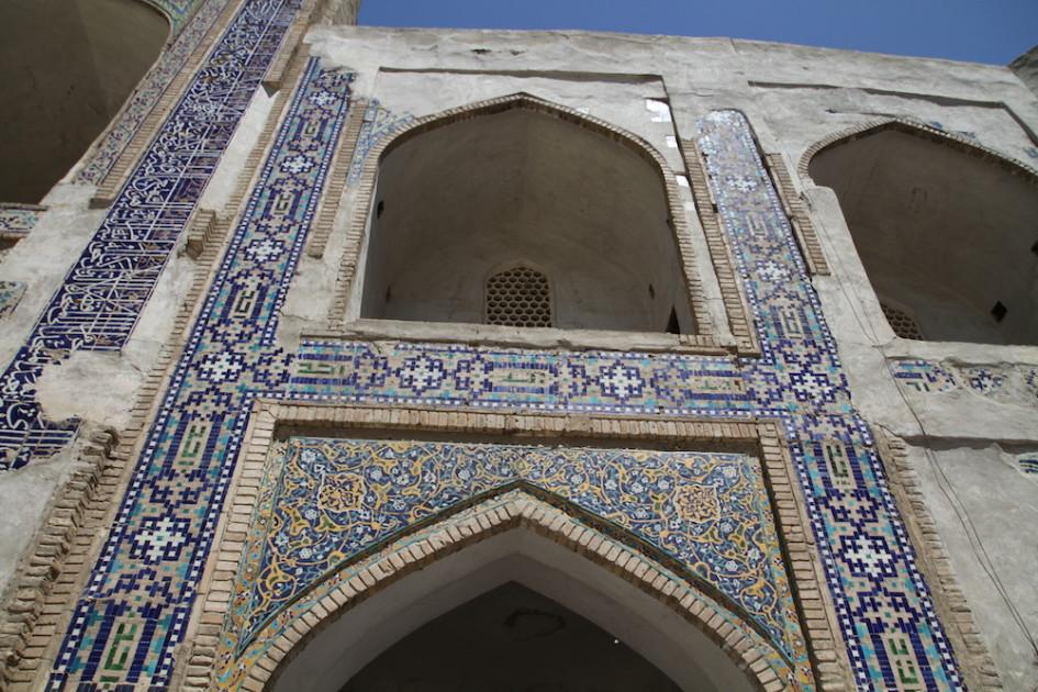 Bukhara medresse