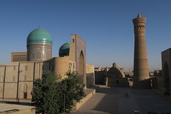 Centraal Bukhara