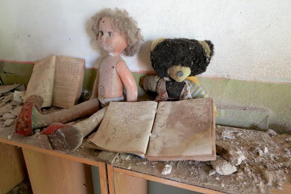 Chernobyl-kleuterschool