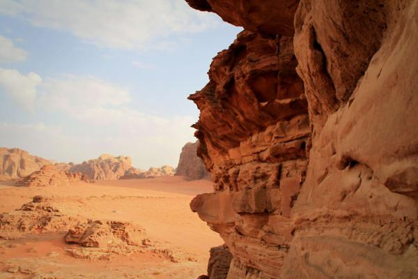 De Wadi Rum