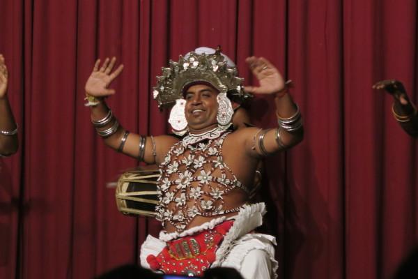 Dikke danser Kandy