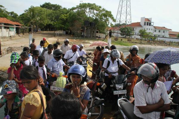 Ferry Jaffna