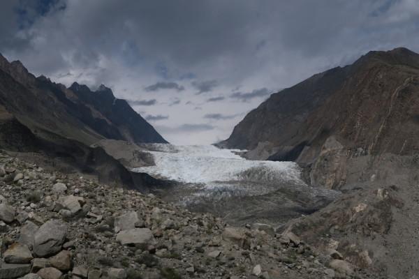 Gletsjer Passu