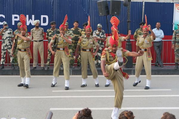 Grens ceremonie India