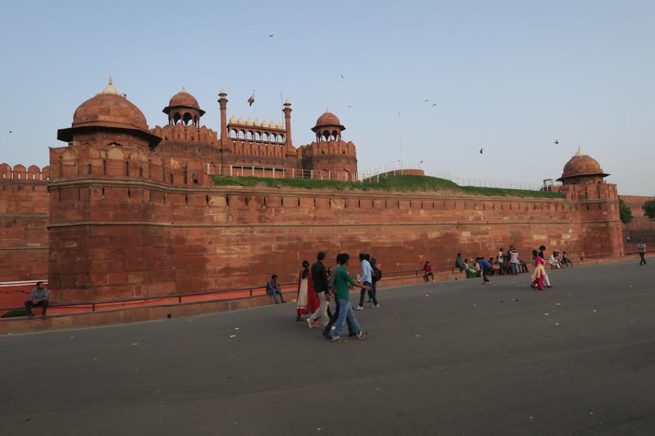 Het rode fort