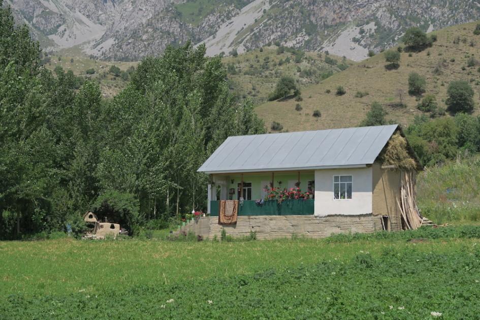 Huis Arslanbob