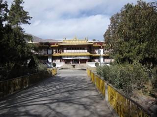 Huis Dalai Lama nr 14