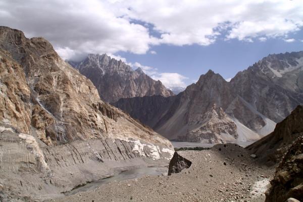 Hunza bergen