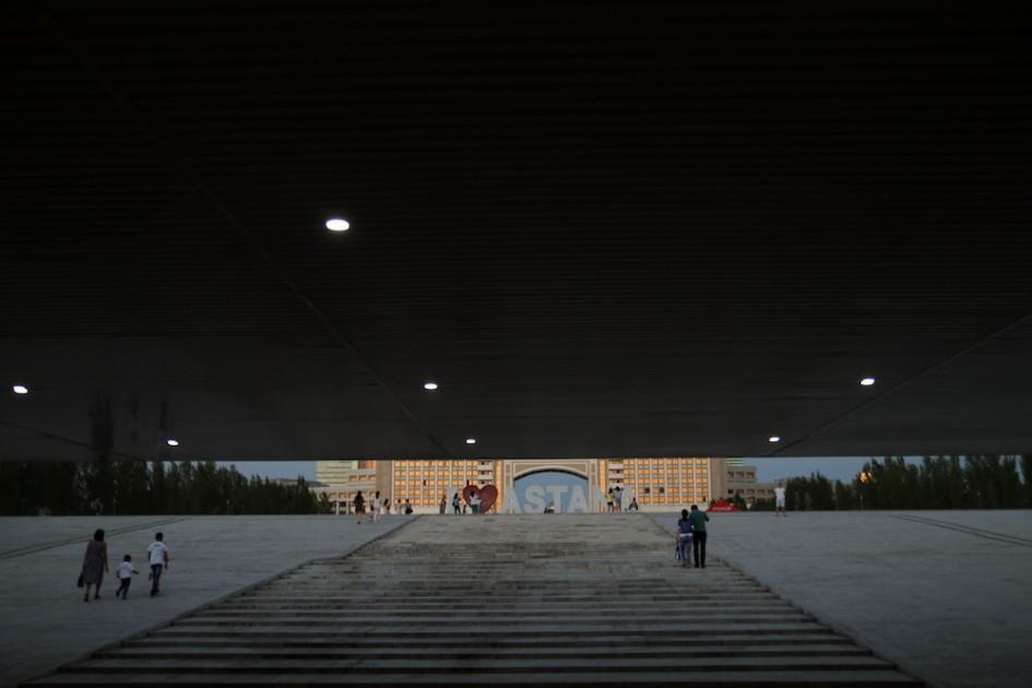 I love Astana