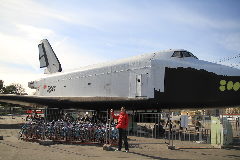 Kosmonauten Shuttle