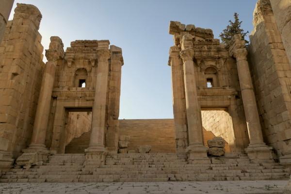 Jerash poorten