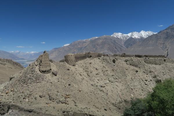 Kasteel in Wakhan