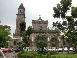 Kerk in Manila