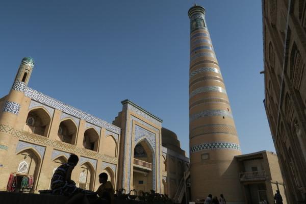 Khiva minaret