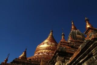 Koepel pagoda