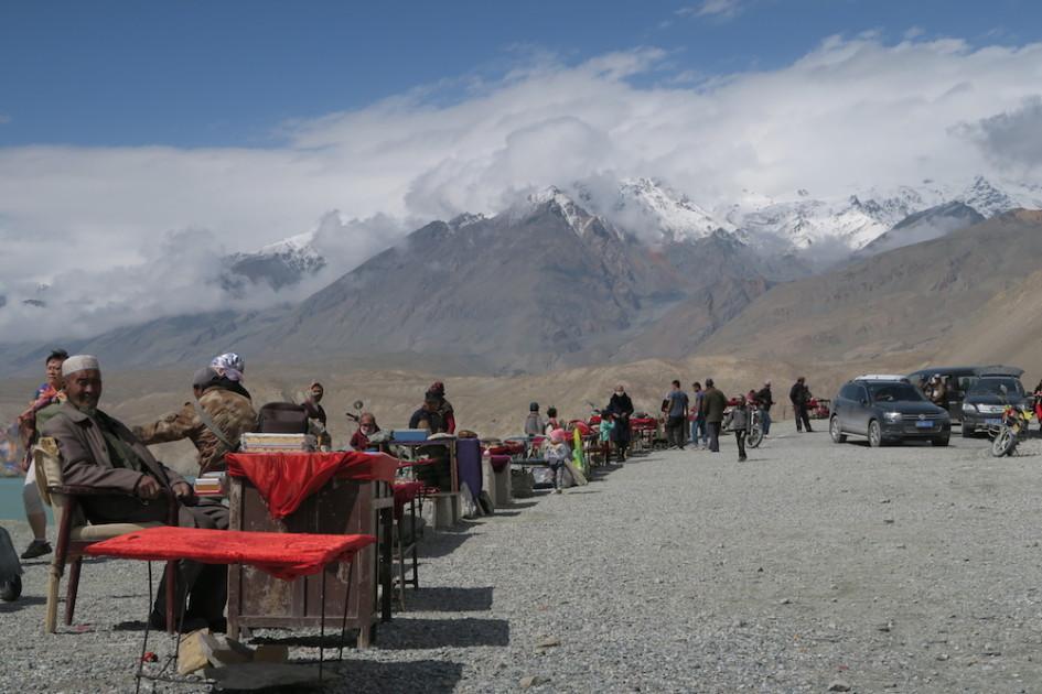 Kyrgyz markt KKH