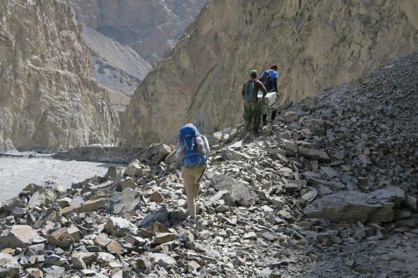 Landslide KKH