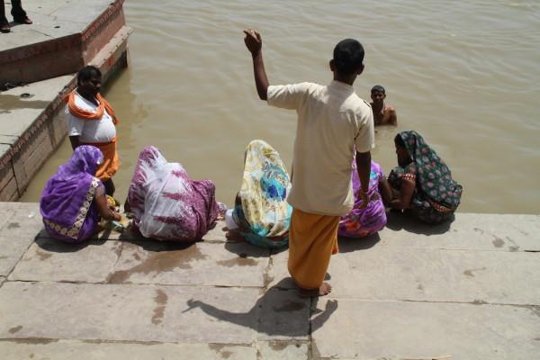 Leven aan de Ganges Ganges