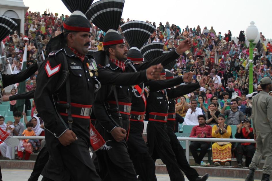 Marcheren Wagah border