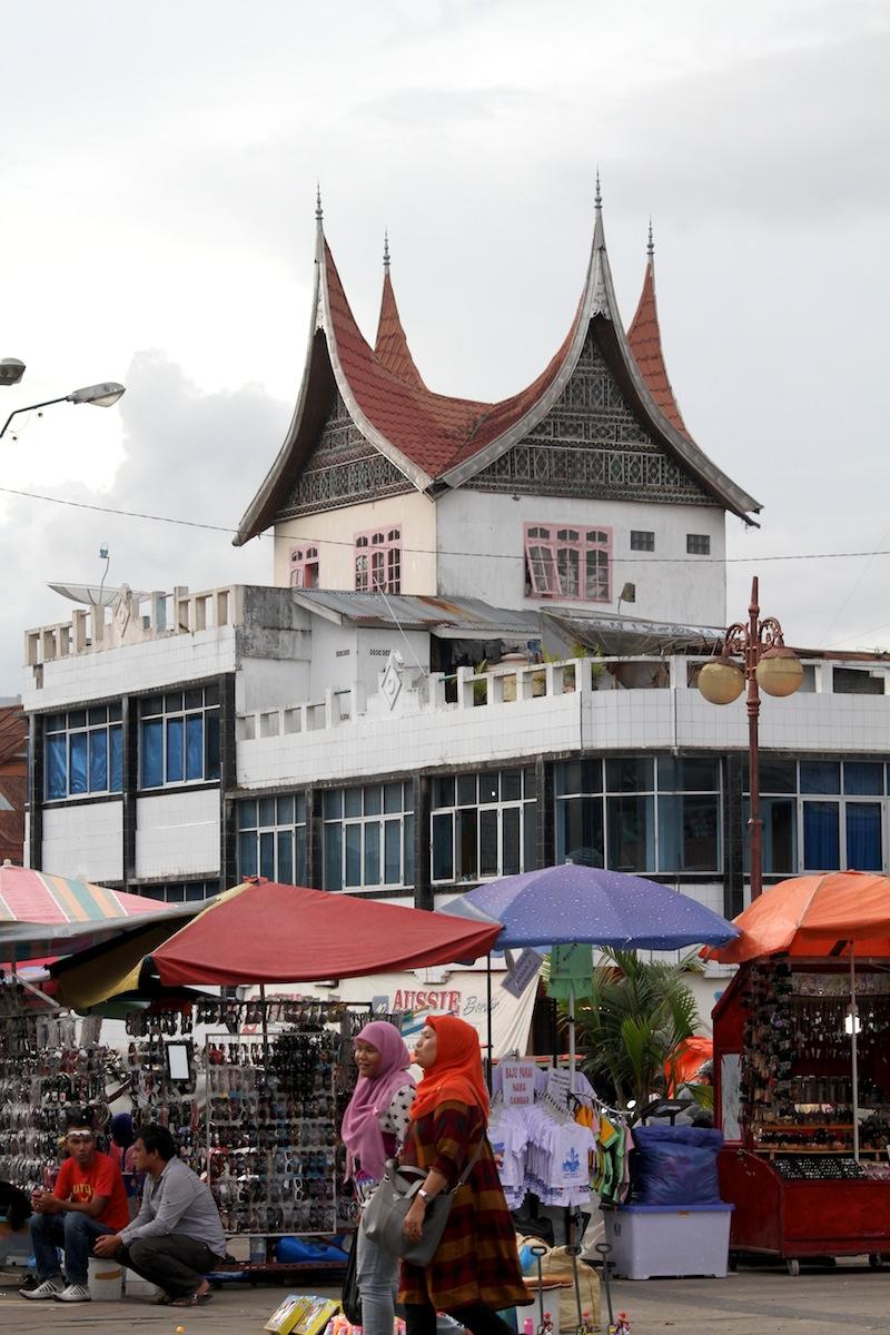 Markt Bukittingi