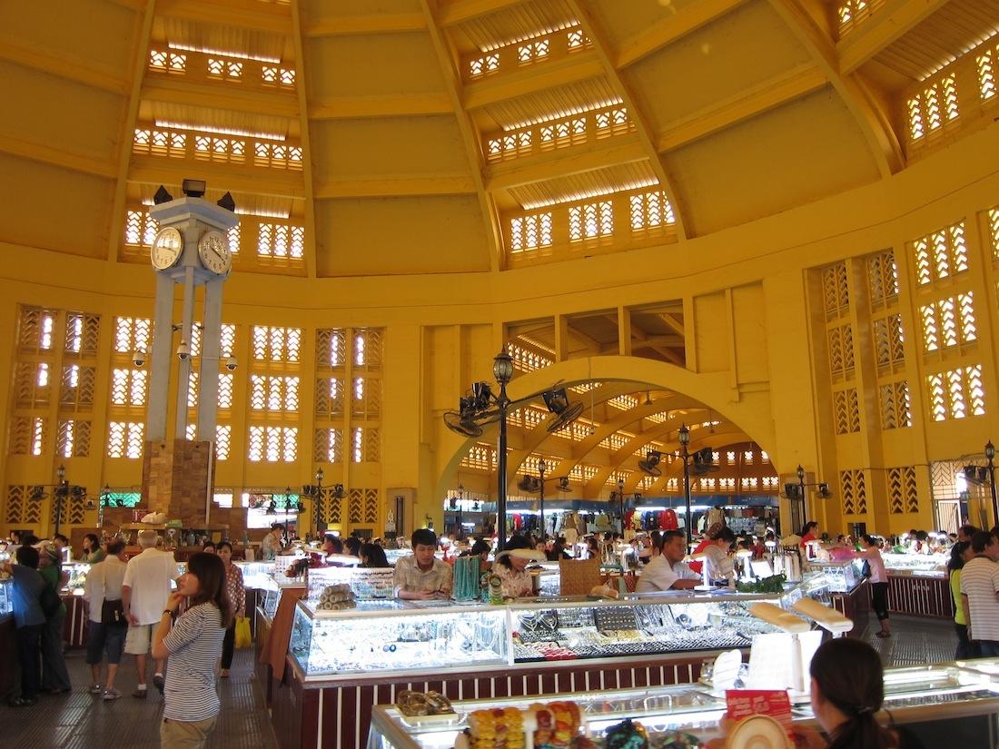 Markt Phnom Penh