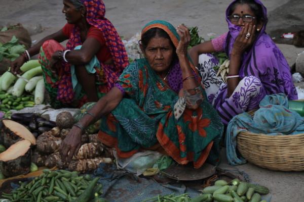 Markt Varanasi