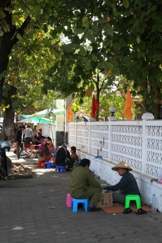 Markt Vientiane