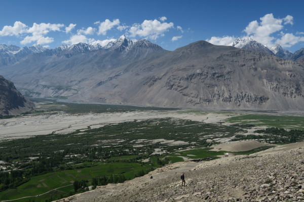 Marloes in de Wakhan