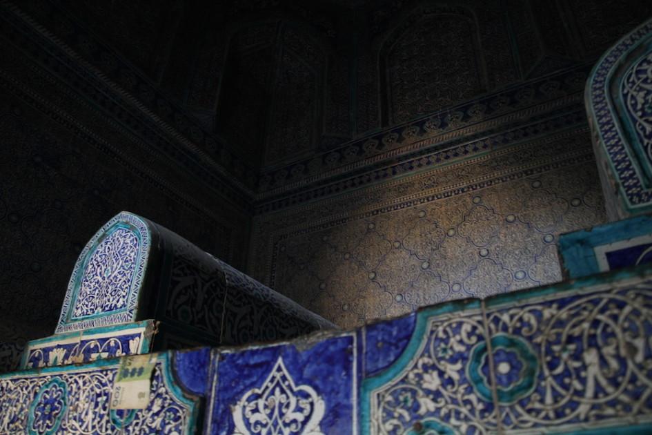 Mausoleum Khiva