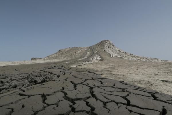 Modder vulkaan