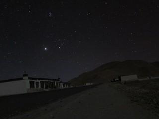 Nacht in Tibet