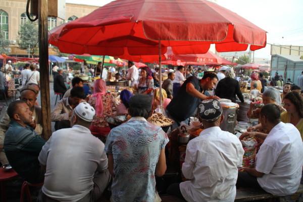 Nightmarket Kashgar