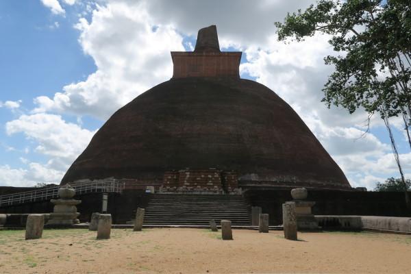 Nog een oude stupa