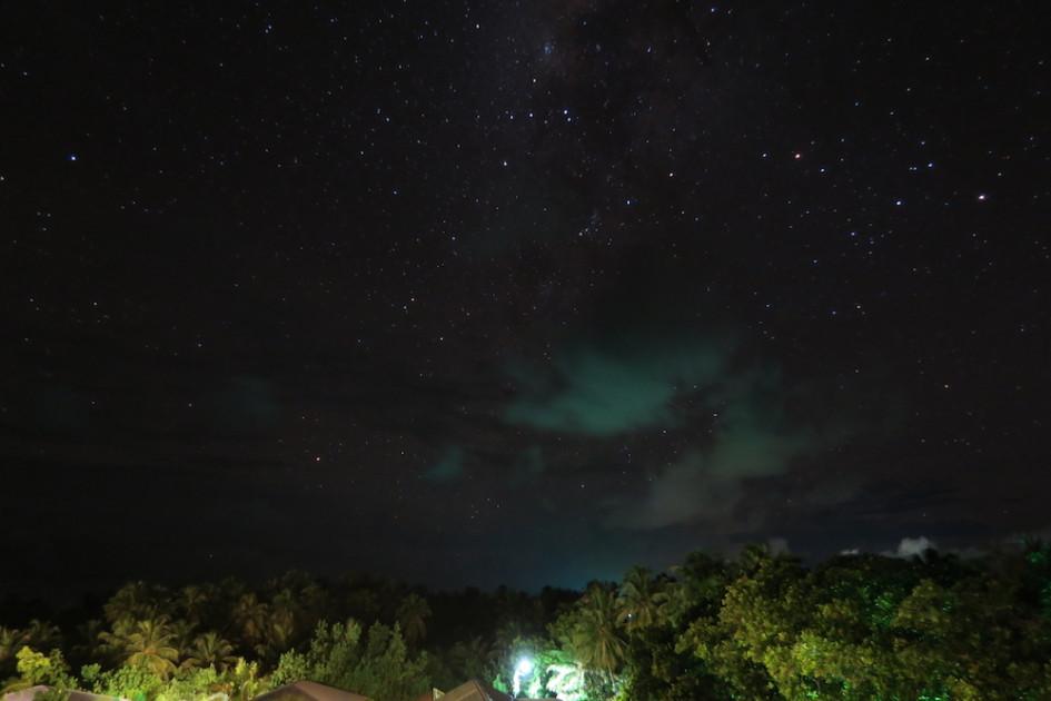 Noorderlicht Malediven