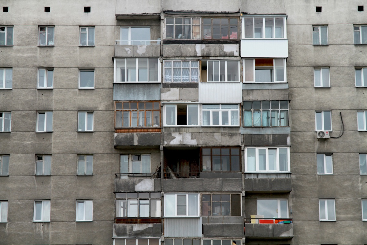 Novosibirsk-Flat