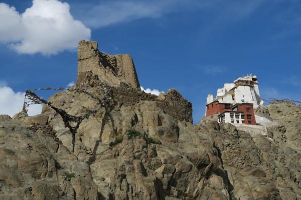 Ook in Leh zijn kloosters