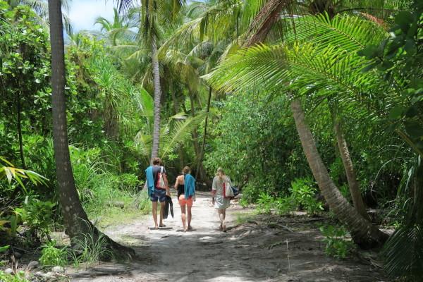 Op zoek naar de zandbank