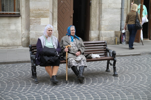Oude-dames