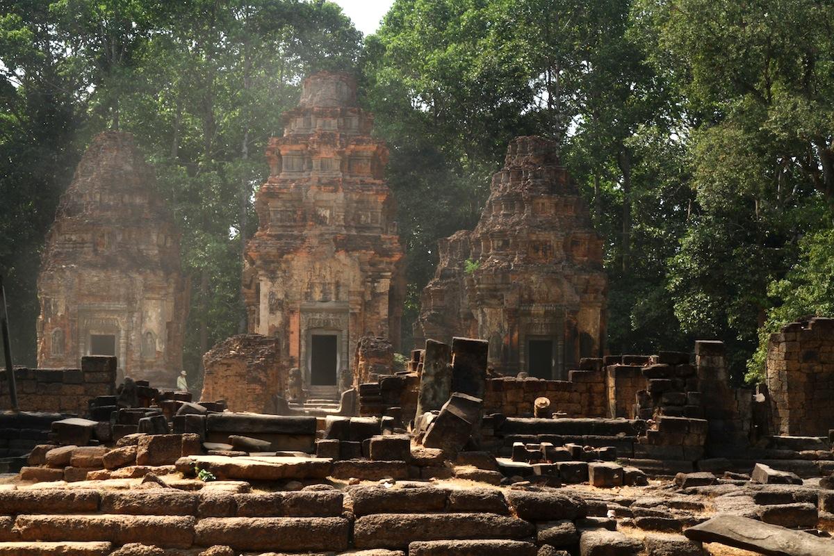 Oude tempel