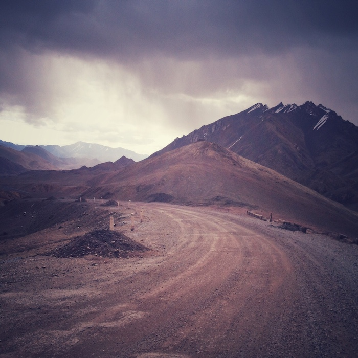 Pamir Highway to Osh