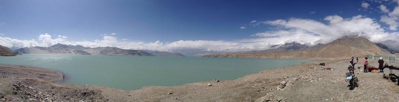 Stuwmeer Karakoram Highway